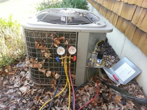 furnace maintenance in spring time