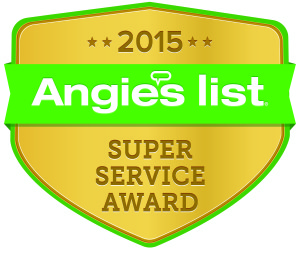 Angies List Super service award 2016